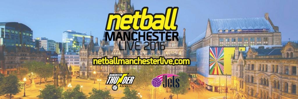 Netball Manchester Live - 1