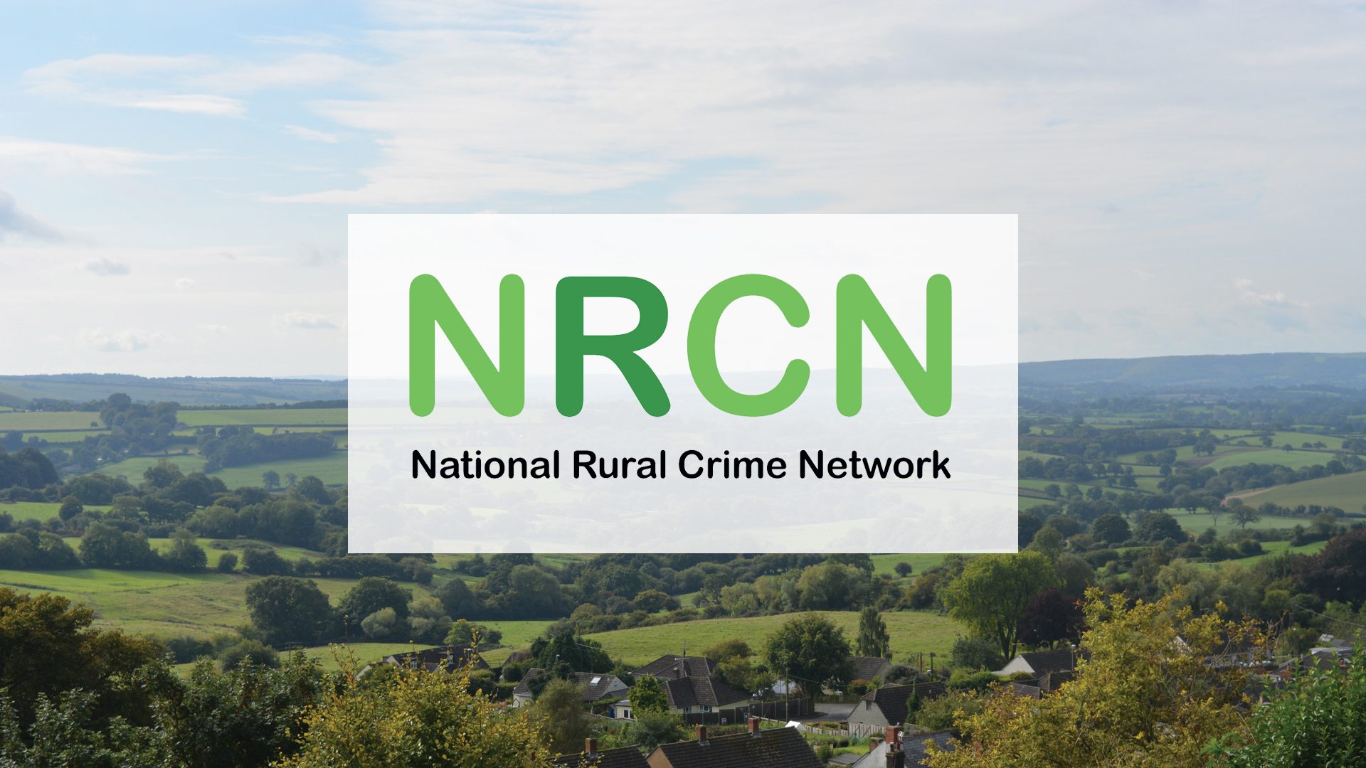 National Rural Crime Network